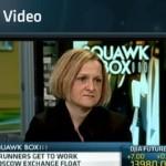 Ivana Gažić na CNBC-u o tržištima kapitala