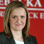 Ivana Gažić- CEO Zagrebačke burze