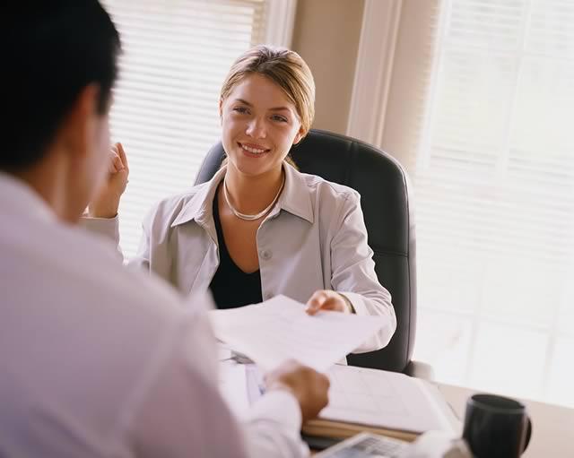 Razgovor za posao brzi sastanak