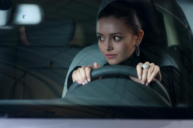 žene vozači