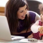 4 savjeta za rad od kuće s djecom