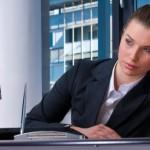 Stres žene tjera na povlačenje i daleko od promocije