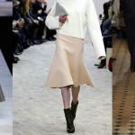Midi suknja – jesensko lice suknje za posao