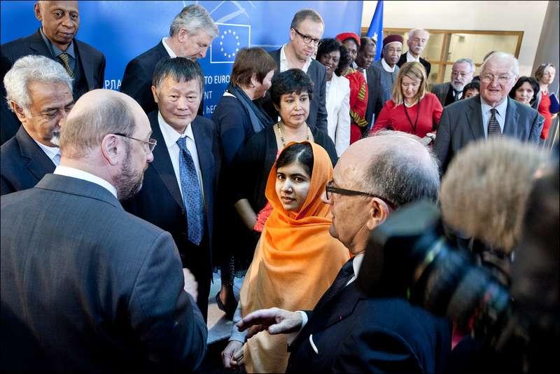 Malala Yousafzai © European Union 2013 - European Parliament