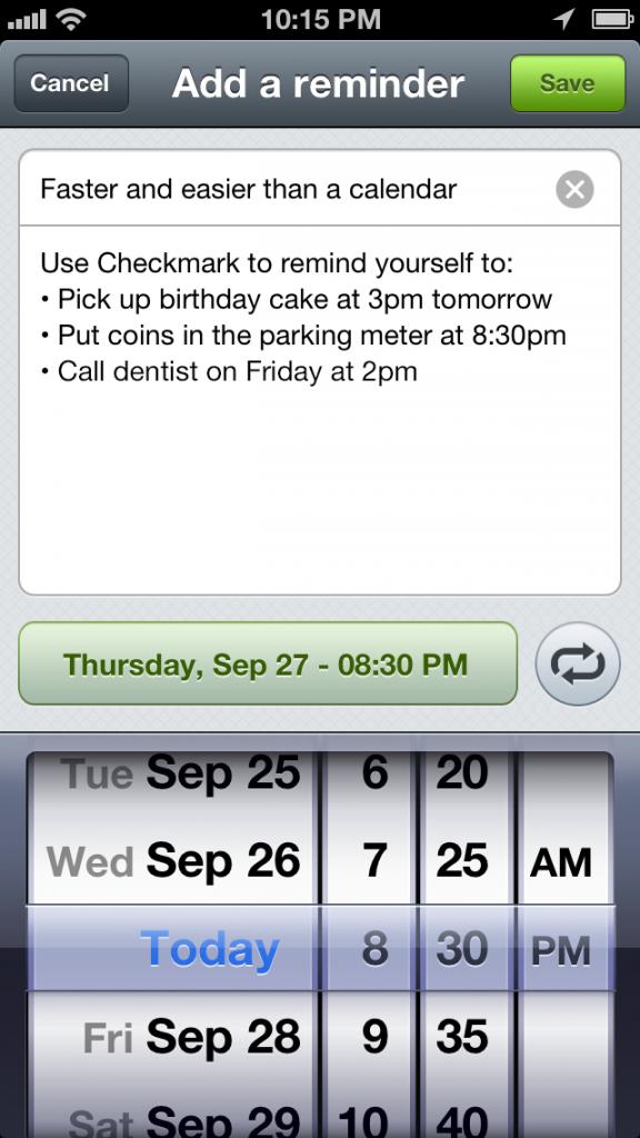 Time Management03_Checkmark