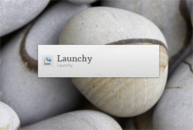 Time Management08_Launchy
