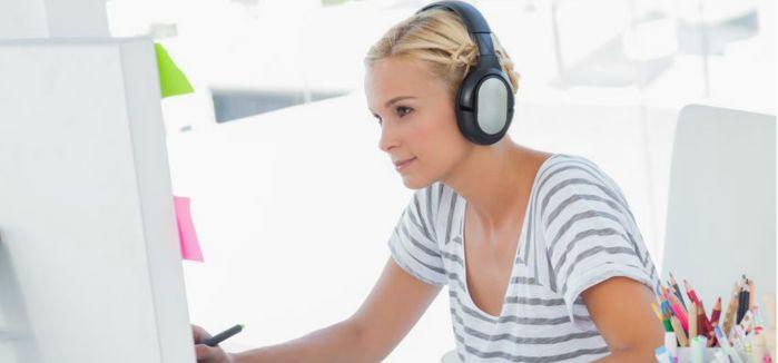 glazba na poslu