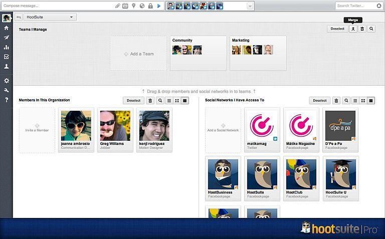 aplikacije za upravljanje društvenim mrežama