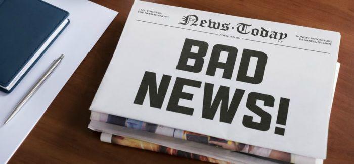 negativne vijesti