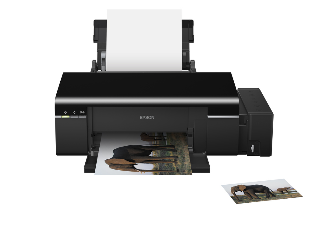 epson ink tank L800