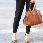 Crne hlače možda čak više volimo i od male crne haljine!