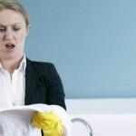Ženama stres na poslu manji od stresa kod kuće