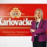 Branka Slaveska – Makedonka na čelu Karlovačke pivovare