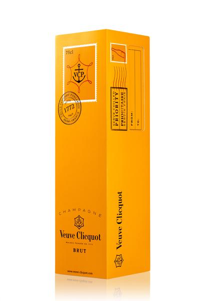 Veuve Clicquot Mail