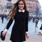 Haljina i košulja – obavezna zimska kombinacija