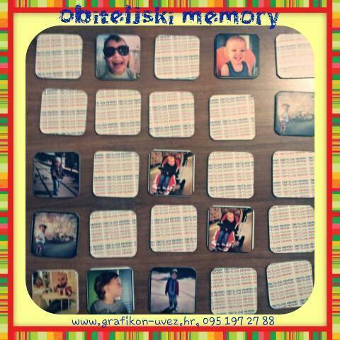 obiteljski memory