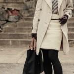 Bijela boja zimi – zabranjeno ili dobar modni potez?