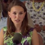 Natalie Portman studentima poručila da neiskustvo može biti prednost