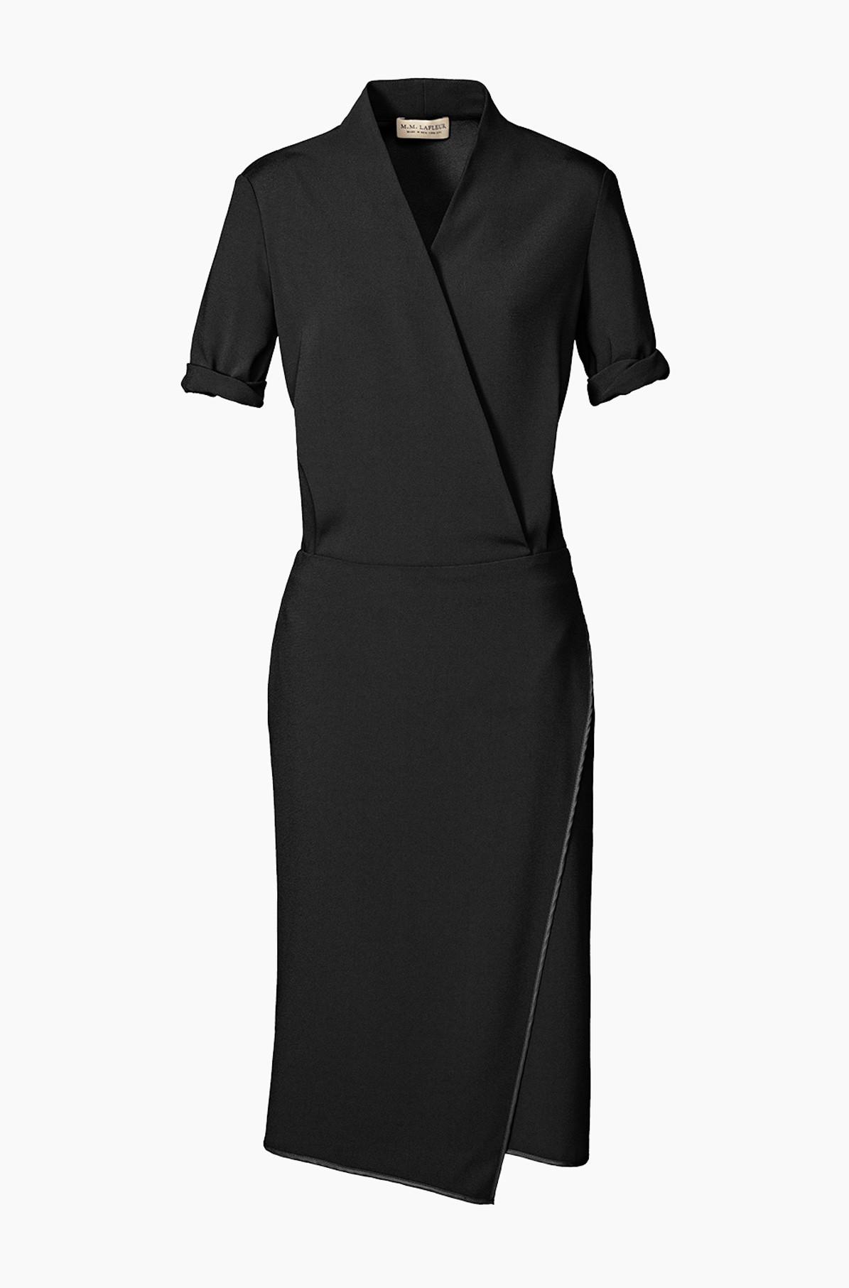 Odjeća_koja_ne_izlazi_iz_mode_poslovna_haljina