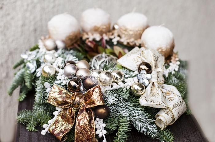 Božić_zlatni_stil