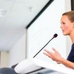 Ne morate biti stručnjak da bi govorili na konferencijama