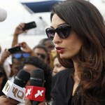 Amal Clooney koristi poznatog muža u dobre svrhe