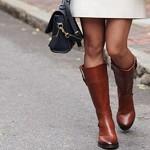 Kako uskladiti dužinu suknje i visinu čizama?