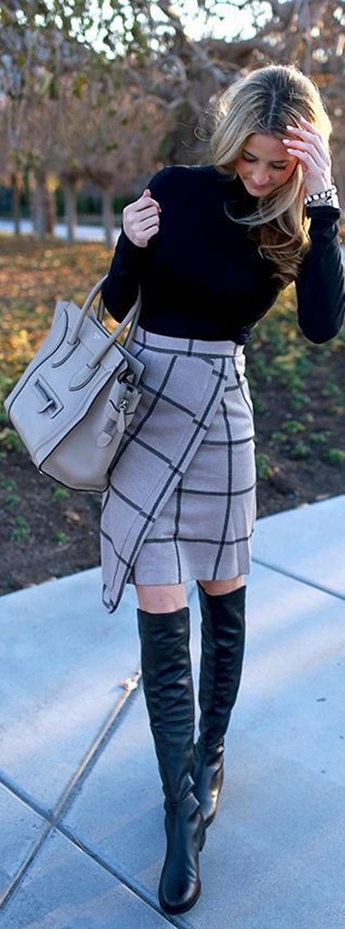 Kako_uskladiti_čizme_i_suknju_4