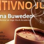 Osjetite prednost života na visokim vibracijama i dođite na Pozitivno jutro Yasmine Buweden
