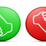 Kako se nositi s negativnim ocjenama kupaca?