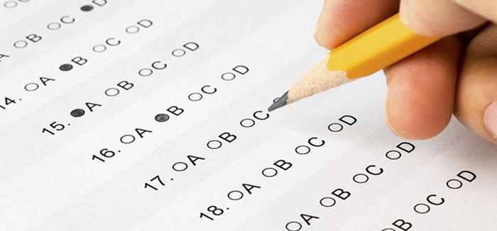 slabiju ocjenu na testu