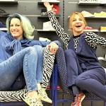Iva Ćurković Spajić i Hana Ciliga dvije su dizajnerice koje su Borovo odvele u Vogue