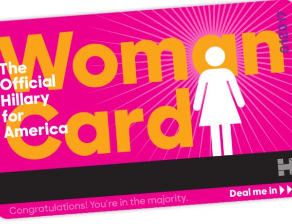 ženska karta