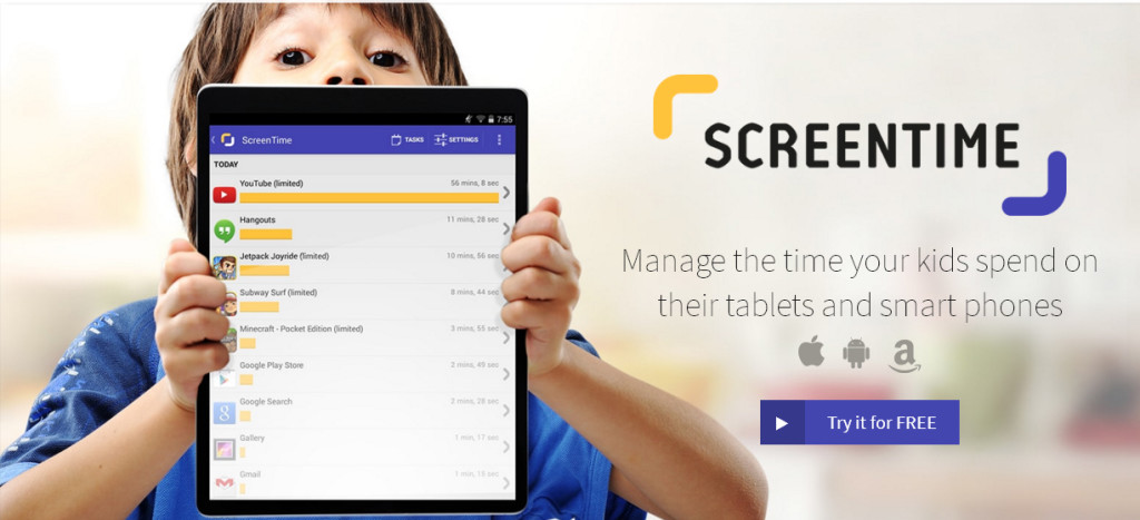 aplikacije za roditelje screen time