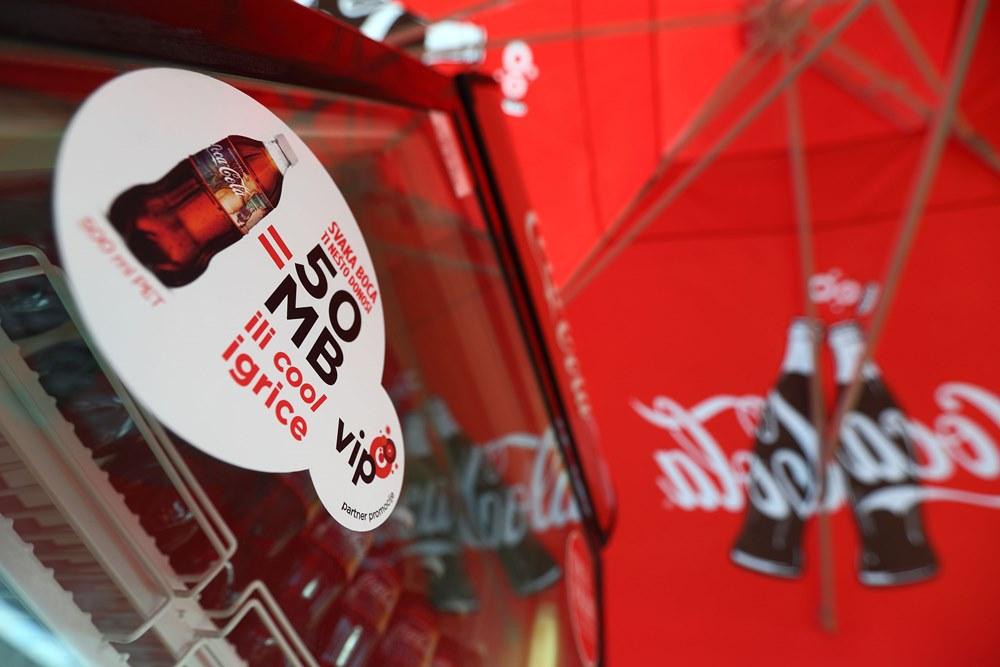 Vipnet i Coca-Cola