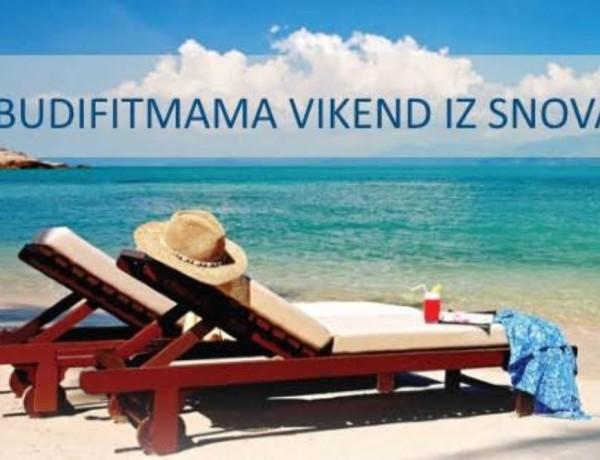 BudiFitMama vikend