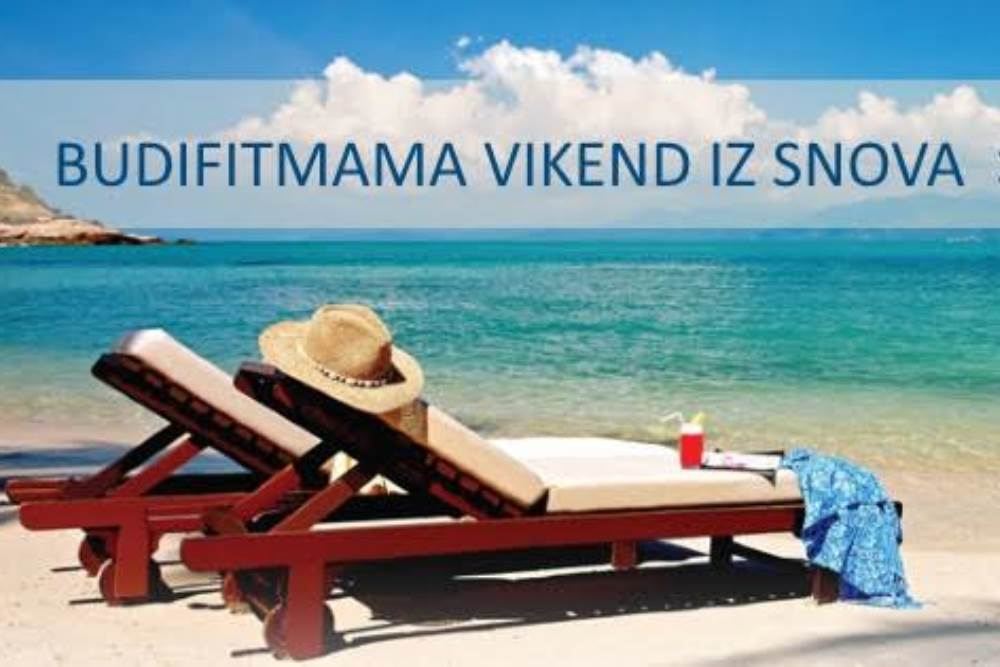 BudiFitMama vikend