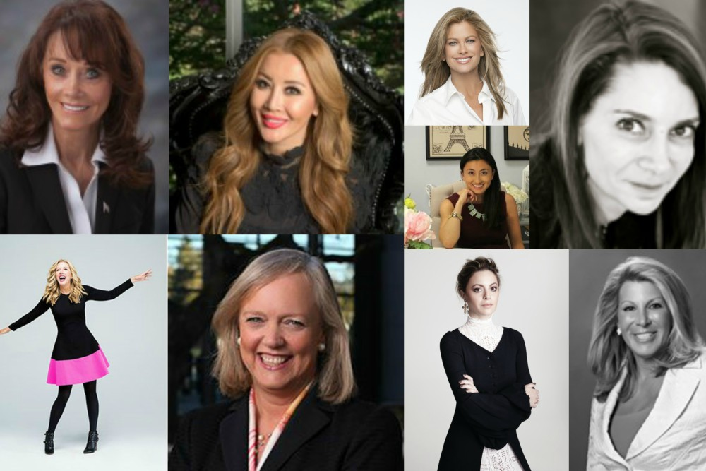 najbogatije poslovne žene