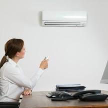 namještanje idealne temperature