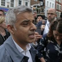 gradonačelnik Londona