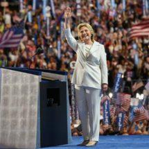 žena predsjednička kandidatkinja
