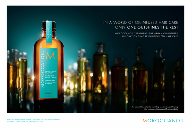 Moroccanoil ulje