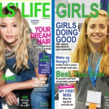 časopis za djevojke