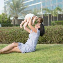 bolji način života za zaposlene mame