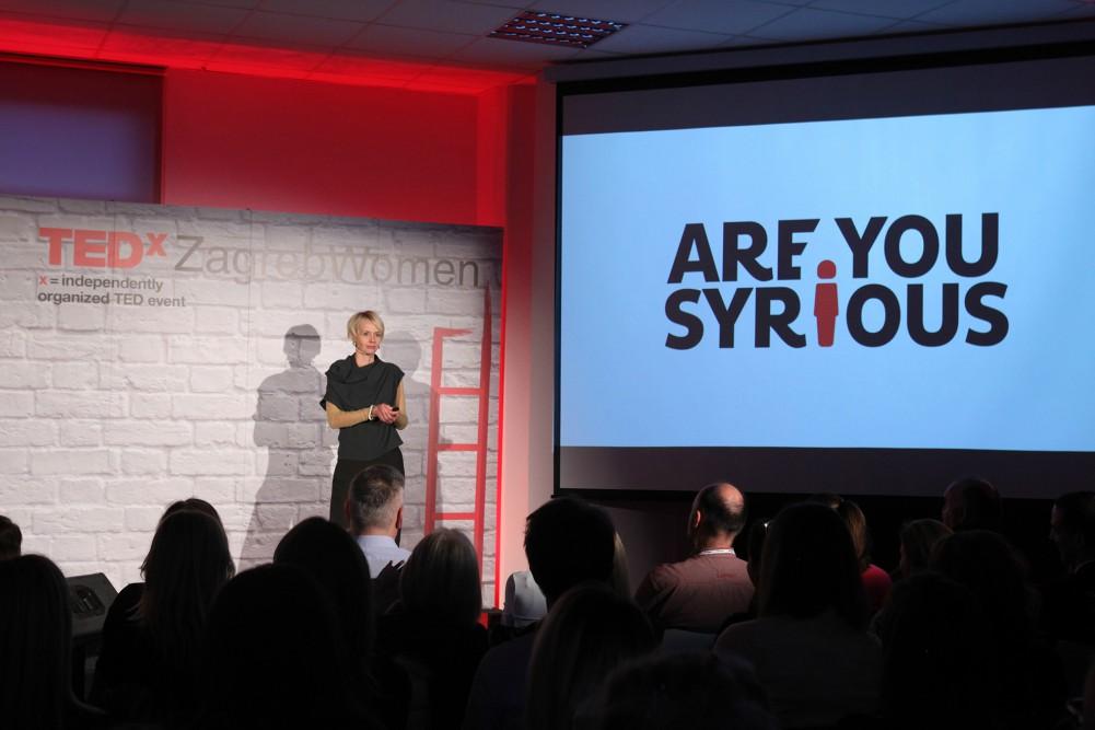 TEDxZagrebWomen konferencija