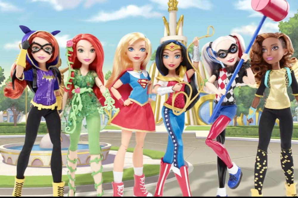igračke superjunakinja