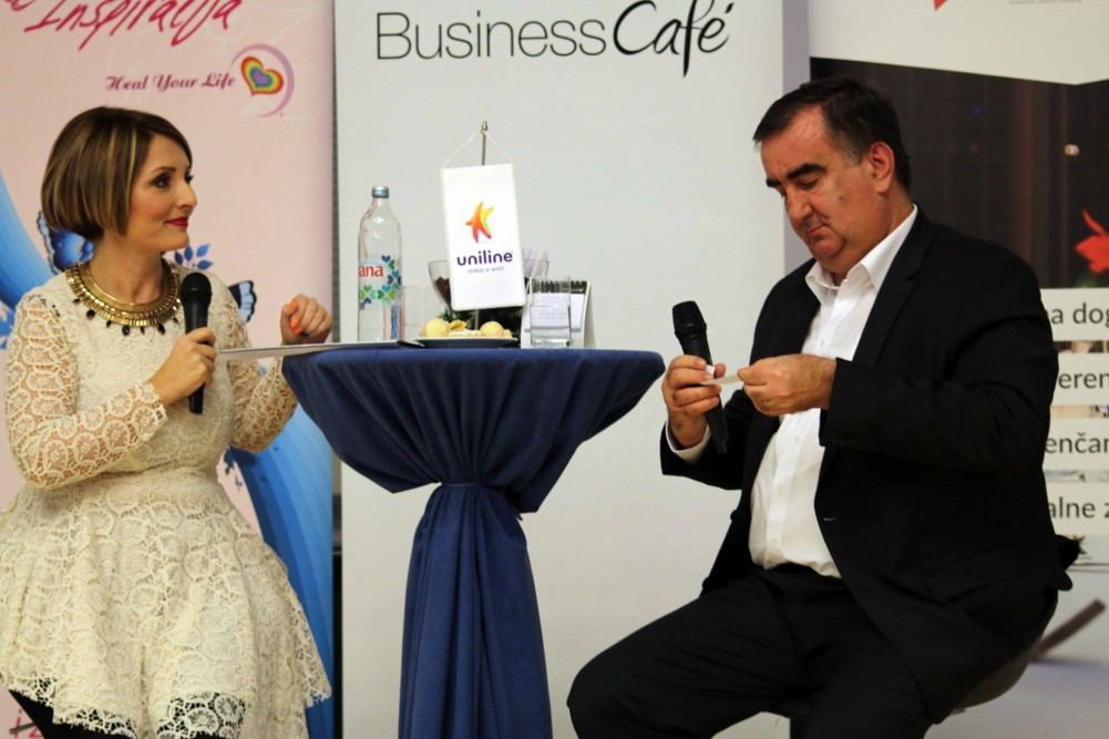 9. Business Café u Puli