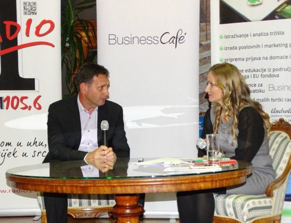Business Cafe u Čakovcu