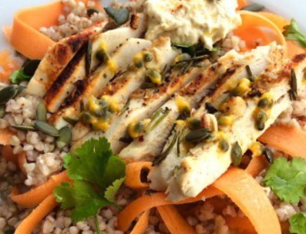 salata od piletine