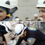 Superjunaci i superjunakinje u bijelim kacigama – volonteri koji pomažu stradalim Sirijcima